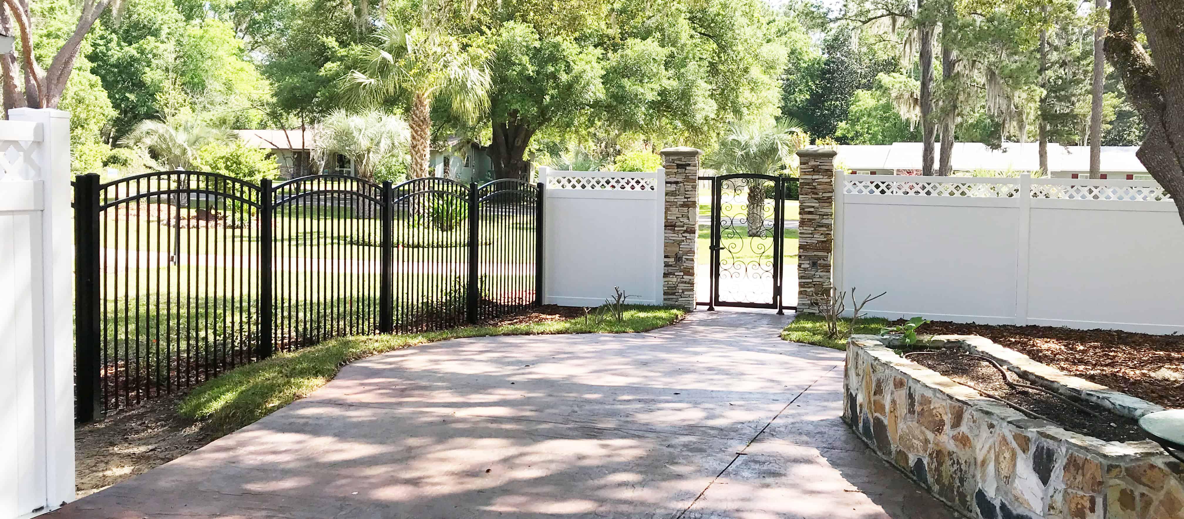 Gallery Fence Empire Miami Fl
