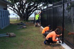 Aluminum Fence Installers Miami Fl